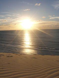Jericoacoara's sunset - Brazil