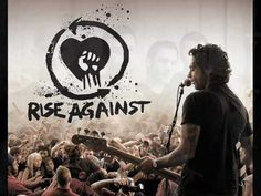 Rise Against Tim McIlrath Appeal to Reason Music Poster Rise Against, Punk Rock, Good Music, My Music, Reason Music, Women In History, My Chemical Romance, Music Is Life, Music Bands