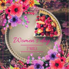Wishing you a day as beautiful as you are! Happy #Womensday #8March #BeBoldForChange . Here below a nice recipe chosen for you: Mixed fruit tart or Crostata alla frutta ! Heat oven to 180C/160C fan/gas 4. To make the pastry put 220g plain flour 1 tbsp sugar and a pinch of salt in the bowl of a food processor then pulse to combine. Add 110g unsalted butter and pulse until the mixture resembles coarse breadcrumbs. Add 1 egg yolk and 3 tbsp very cold water and pulse until the mixture just…