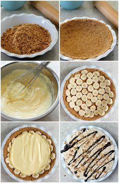 Peanut-Butter Banana Cream Pie | A Cup of Jo