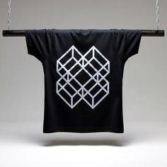 Cube T-shirt Black