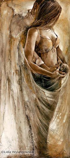 'Birdhouse in Your Soul' | Art of Lidia Wylangowska | http://www.lidiawylangowska.com