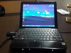 Mini Laptop with all accessories and in good condition
