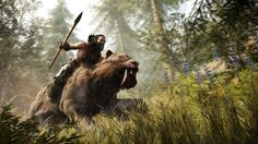 'Far Cry Primal' trailer challenges you to 'rise above extinction'