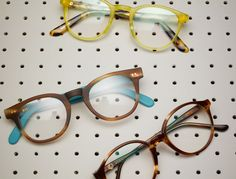 RVS Eyewear feature @ MONOCLE Magazine