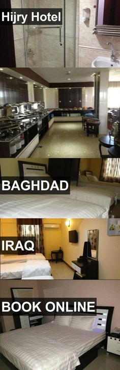 Hijry Hotel in Baghdad, Iraq. For more information, photos, reviews and best prices please follow the link. #Iraq #Baghdad #travel #vacation #hotel