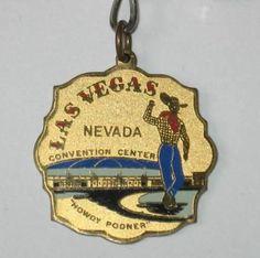 Unusual Las Vegas Nevada Vintage Charm ~ 'Howdy Pardner'