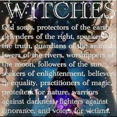 Magic + Witchcraft: Witches | #magicandwitchcraft #witches