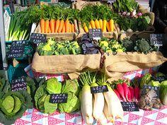 運命の野菜との出会いも?上質な生活への一歩・マルシェに行ってみよう!の画像