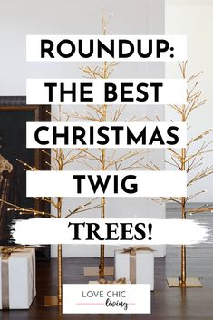 A roundup of the best twig Christmas trees for both indoor and outdoor decorations. Whether you want a minimal, Scandi, contemporary or modern tree, this type of Christmas tree is for you. Home Decor Trends, Home Decor Inspiration, Diy Home Decor, Decor Ideas, Christmas Interiors, Christmas Living Rooms, Twig Christmas Tree, Christmas Home, Classic Christmas Decorations