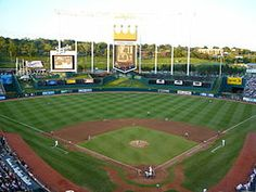 Kauffman Stadium - Wikipedia