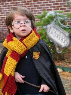 Seu filho é fã do Harry Potter? Então aproveite este carnaval para o transformar num verdadeiro Harry Potter :) #carnaval #fantasias