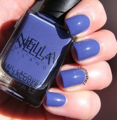 Nella Madame Pompadour #lightyournails #nails