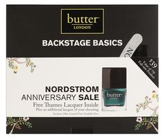 Butter London Backstage Basics Nordstrom Anniversary Sale Exclusive Set