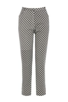 There's nothing more chic than a tailored trouser for spring and these Oasis geometric print pair have got us talking. These were featured in Now Magazine.