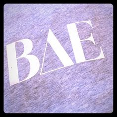 Ladies Bae Boyfriend Tee Ladies Gray Bae Boyfriend Tee. 60% cotton 40% polyester. Please do not purchase this listing. I will make you your own personal listing for purchase. Please indicate size.  trades ✅Retail price is firm Salt Lake Clothing Co Tops Tees - Short Sleeve