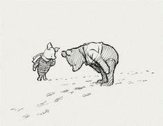 Gems: E.H. Shepard's Original Winnie the Pooh Drawings