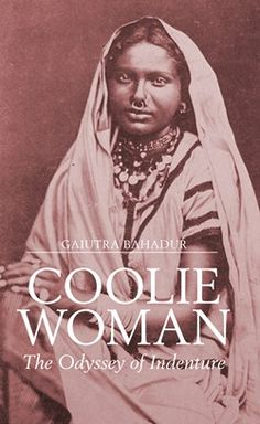"Gaiutra Bahadur's ""Coolie Woman"" Longlisted for the Orwell Prize"