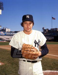 1972 Topps Baseball Original Color Negative Ron Klimkowski New York YANKEES