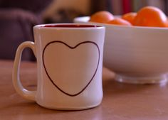 Beautiful handmade mugs out of Portland, Oregon. An EcoSalon exclusive!