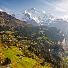 World's Prettiest Mountain Towns. Via T+L (www.travelandleisure.com).