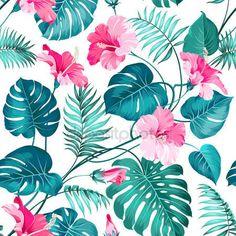 Télécharger - Fleur tropicale — Illustration #75321817