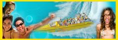 Take the Twister boat ride from Cozumel, Mexico to Isla de Pasion.   Crazy, exciting ride to an exquisitely  beautiful island paradise for a relaxing day of massage, sun and great food.  Corona beer commercials were filmed there...need I say more?
