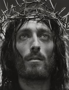 """ 1979 Robert Powell, in Jesus of Nazareth. """