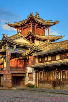 5 Types of Ancient Chinese Architecture – My Life Spot Architecture Design, China Architecture, Concept Architecture, Sustainable Architecture, Architecture Office, Futuristic Architecture, Ancient Chinese Architecture, Chinese Buildings, Classical Architecture