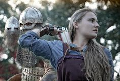Viking celt archer.