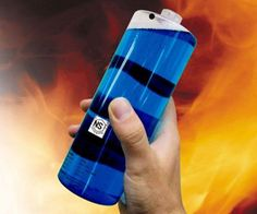 Throwable Fire Extinguisher - http://tiwib.co/throwable-fire-extinguisher/ #ApocalypseSurvival