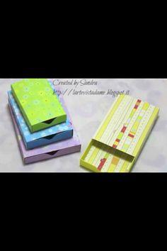 Vidéo sur YouTube pour créer des petits boîtiers avec le créateur d'enveloppes - Envelope punch board https://m.youtube.com/watch?feature=youtu.be&v=Vodho97xPXM