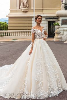 Woodland Princess Wedding Dress