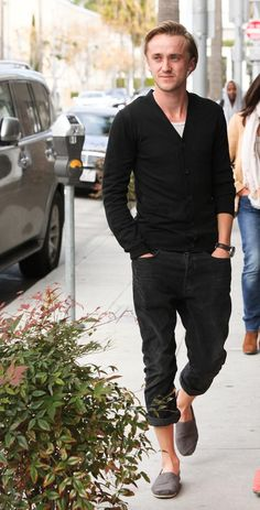 Tom Felton, Draco Malfoy, Chanel Shoes, Valentino Shoes, Balenciaga Shoes, New Shoes, Slip On Shoes, Women's Shoes, Shoes Sneakers