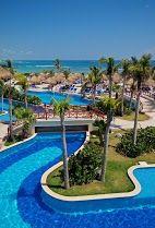 Bahia Principe Riviera Maya Resort #pool #hotel #bahiaprincipe http://www.bahia-principe.com/