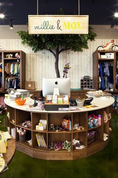 Mille & Mox Children's Botique (Austin, Texas)  | Ashley Cole Design