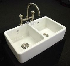 Fireclay Butler Sink Lab Sink Belfast Oir Farmhouse Fireclay Endearing Cool Kitchen Sinks Design Inspiration