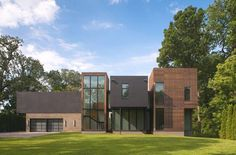 Стильный Riggins House от студии Robert M. Gurney Architect