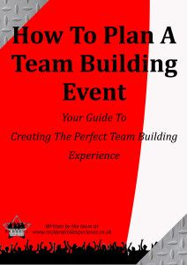 plan team building