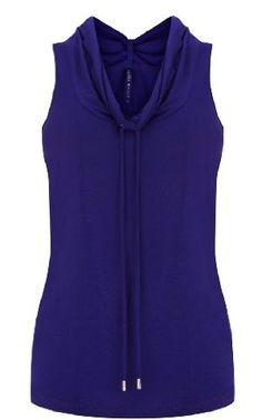 Karen Millen Cowl Neck Top : Tshirts