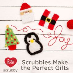 Scrubbies Make the P