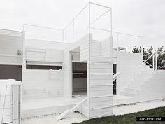 Moscow Summer Pavilion // Petr Kostelov | Afflante.com