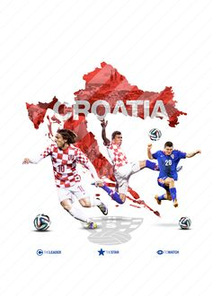 World Cup 2014 - Teams on Behance