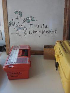 I <3 the Living Machine.