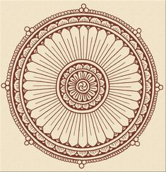 wheel of the dharma tattoos | Dharmacakra By Peeetya On Deviantart