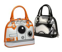 Yeah, I need a BB-8 purse in my life. Star Wars: The Force Awakens Purses