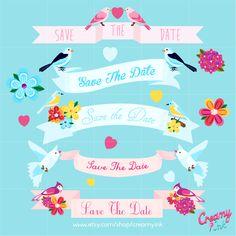Hawaii Girls Digital Clip Art / Luau Party Digital Clipart Design ...