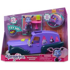 Disney Junior, Girl Toys Age 5, Toys For Girls, Little Girl Toys, Little Girls, Mobiles, Minnie Mouse Toys, Drive In Movie Theater, Vampire