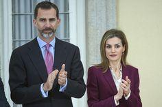 Foro Hispanico de Opiniones sobre la Realeza:   Los reyes presiden la entrega de las Medallas de Oro al Mérito en las Bellas Artes. 2/2/2015