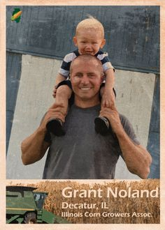 Meet Grant Noland #corncorps